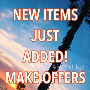 Other - ⭐️WELCOME⭐️ all items must go!